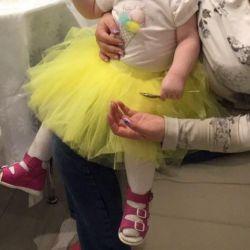 Yellow skirt 92