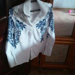 New blouse size 44