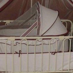 Crib on the crib