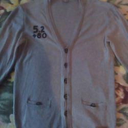 Stylish cardigan BAKER BRIDGE. p44 -46