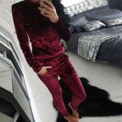 Новый костюм р.М