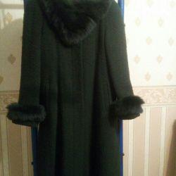 Coat winter r.44