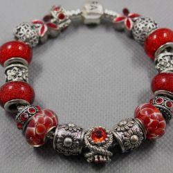 Pandora Style Bracelet 0354