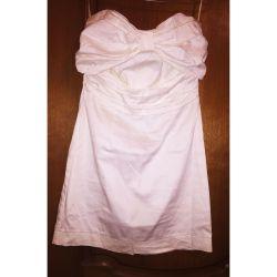 Λευκό φόρεμα 44-46