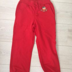 Children's pants for 6 years