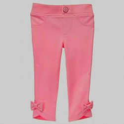 Pants with bows Gymboree on 4 t. New.