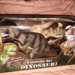 Yeni dinozor