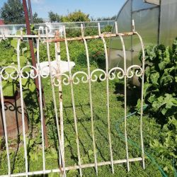Forged fence (fence)