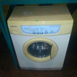 Samsung çamaşır makinesini satacağım