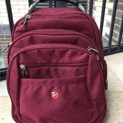 School English Backpack