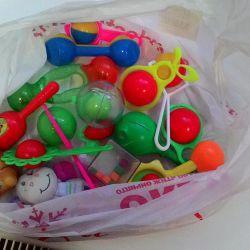 Jucării - sunătoare