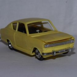 Model scale 1/43 Opel Cadet A-13 made in the USSR