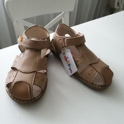 Sandals Spanish (leather)