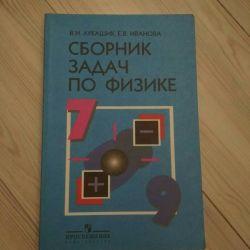 Fizikteki problemlerin toplanması 7-9