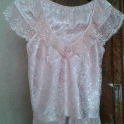 Pajamas Mia-Amore set with shorts
