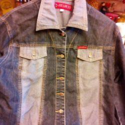 Три Джинсовые Куртки по цене одной