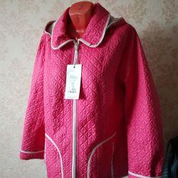 New jacket 56-58 size