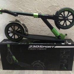 Scooter Teknik Takımı TT Sport 230