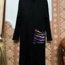 Ζεστό φόρεμα, μαλλί / κασμίρ (στολή)