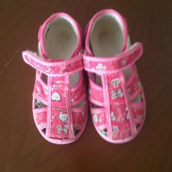 Shoes for girls Kotofey