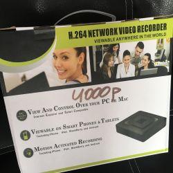 DVR видеорегистратор AHD с удалeнным просмотром