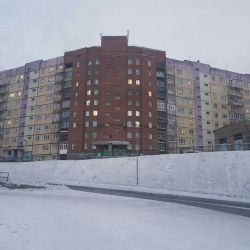 Apartment, 4 rooms, 83.4 m²