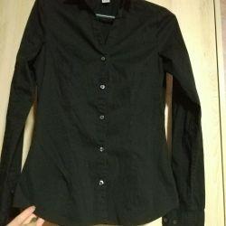 Shirt black H & M