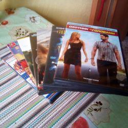 DVD için Diskler