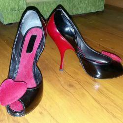 Paolo Conte 37 shoes