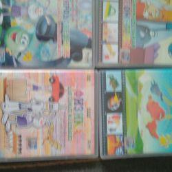 Οι δίσκοι για παιδιά που αναπτύσσονται