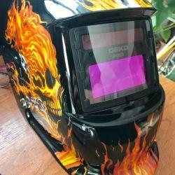 Шлем для сварки