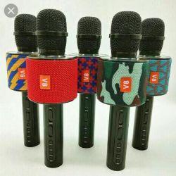 Multifunctional microphone jbl v8 ktv charge
