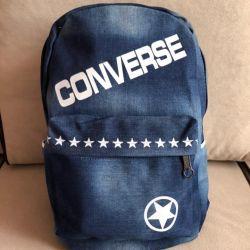 Стильный Рюкзак Converse с гарантией 3 месяца