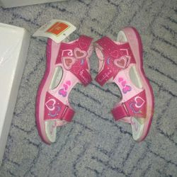 New sandals size 31