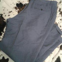 Men's trousers, 58 p.