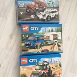 Lego city 2pcs 60128,60117