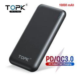 🔥 Topk Batarya 10000 mAh 18W PD / QC 3.0 Yeni