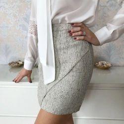 Новая юбка H&M, размер 40-42