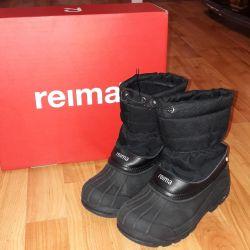 Kışlık botlar Reima kışlık