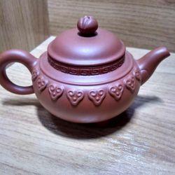 Teapot made of Ixin clay