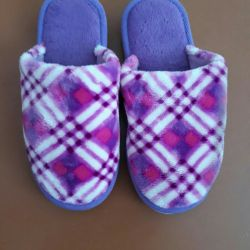 I will sell slippers new