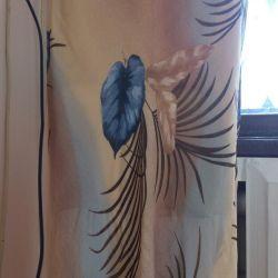 Chiffon skirt with pad 42/44