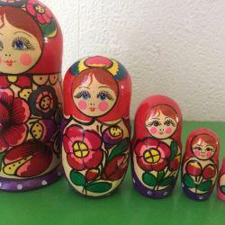 Russian new dolls