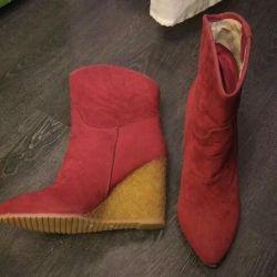 Boots 38p new Parfois ankle boots