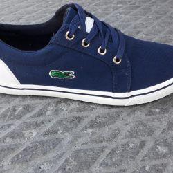 Ανδρικά πάνινα παπούτσια Lacoste
