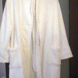 Халат новый белый  50 размер