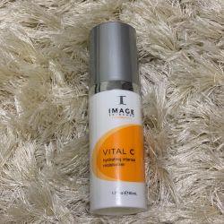 Image skincare vital c intensive moisturizer cream