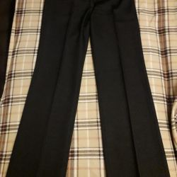 Black women pants