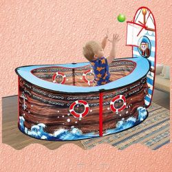 Детский игровой манеж Pirate Ship