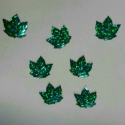 Paillettes in the form of a sheet packing 10 gr